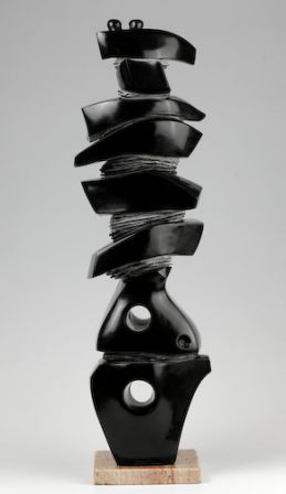 Colonna Nera 81 x 27 x 21 cm