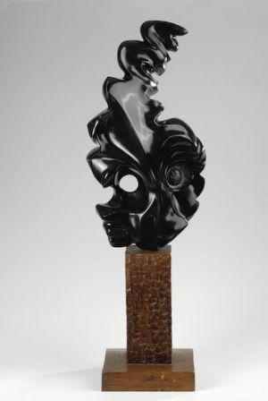 Hommage à Berlioz  55 x 29 x 14 cm